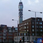 BT Tower From Euston Rd