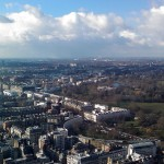 BT Tower NW, Regents Park & Wembley
